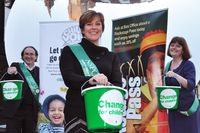 NSPCC appeal takes centre stage at Nottingham Playhouse panto