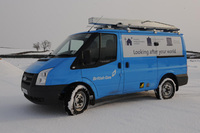 Ford Transit is favourite for British Gas