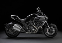Ducati Diavel in Diamond Black