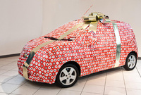 Chevrolet wraps up for Christmas
