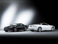 Aston Martin celebrates 2010 - 'The Year of the Specials'