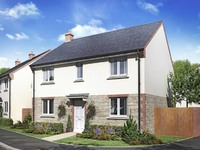 Candleston style home at Taylor Wimpey's Fairfields development in Probus