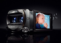 Sony reinvents its Handycam camcorder