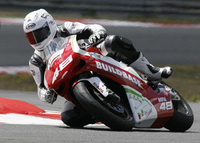 Fry to defend Ducati 848 Challenge title