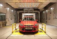 Ford develops red hot chilly Focus in the UK