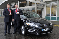Ford Mondeo is What Car? Best Family and Estate Car 2011