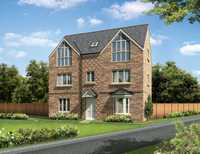 Luxury living available at Bryn Newydd