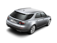 All-new Saab 9-5 SportWagon to debut at Geneva