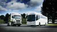 Scania increases its LGV and PCV market shares