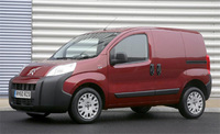 New Euro 5 Citroen Nemo - cleaner, greener and carries more