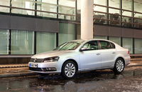 The new Passat embarks on UK tour