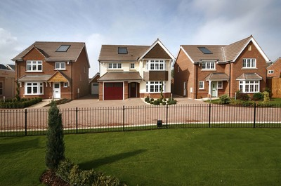 Redrow raises the standard in tipton easier for Tipton home builders