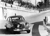 Erik Carlsson to attend start of XIV Rallye Monte Carlo Historique