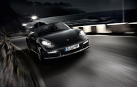 Porsche Boxster S Black Edition with 320 hp