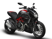 Ducati Diavel headlines at London Motorcycle Show