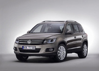 First images of revised Volkswagen Tiguan revealed