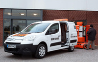 Citroen Berlingo goes up in the world with AFI-Uplift