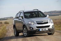 New Antara enters UK SUV market at under £20k