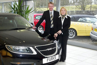Saab appoints new Ayrshire dealership
