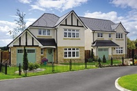 Examples of Redrow's New Heritage Collection