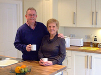 Part Exchange Was A Dream Come True For Val & Andy At Shobdon Oaks