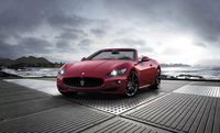 Maserati GranCabrio Sport to debut at Geneva Auto Show
