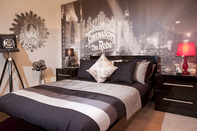 Live the american dream with barratt in chesterfield easier for American themed bedroom ideas
