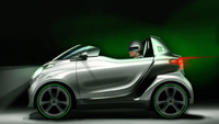 smart forspeed: zero emissions, great fun to drive and cool design