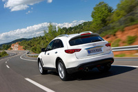 Infiniti wins coveted Euro NCAP Advanced Award