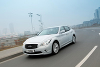 Prices confirmed for Infiniti's no-compromise hybrid