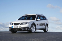 Saab announces sponsorship of The Nomad