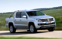 Amarok takes centre stage as Volkswagen returns to CV Show