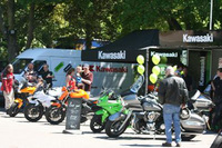 "Kawasaki ""On the Road"" tour kick-starts at Silverstone"