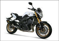 Rule the streets with Yamaha's FZ8 and look good