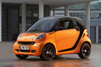 smart fortwo nightorange edition