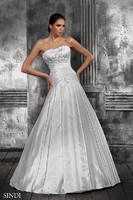 The Sindi style dress from the 2012 collection from Jessica Farringdon Brides