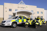 Volkswagen Tiguan delivers vital aid to blood bike service