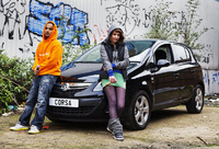 Vauxhall creates Corsa headphones for Beatbox Championships