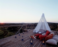 Brides honeymoon for free at Makanyane Safari Lodge