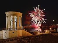 Enjoy festivals and fireworks in Malta this Easter