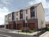 Show home now on sale in Braehead