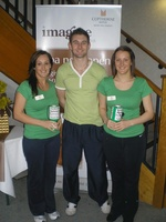 Dudley hotel & leisure club go green for charity