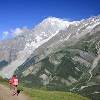 New for walkers this summer - Tour du Mont Blanc