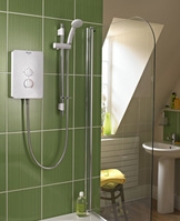 The ultimate replacement showers from Bristan