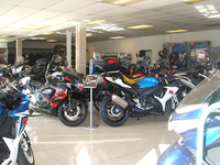 Suzuki and HBC Motorcycles arrive in Nottingham