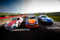 Porsche Carrera Cup GB Championship revs up