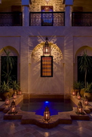 A decent flight and the finest Riad in Marrakech!