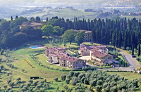 Historic sixteenth century Tuscan villa to be restored