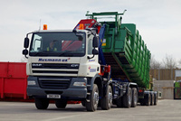 New DAF boosts productivity at recycling equipment firm