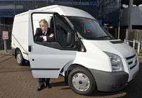 Ford launches commercial vehicle scrappage scheme